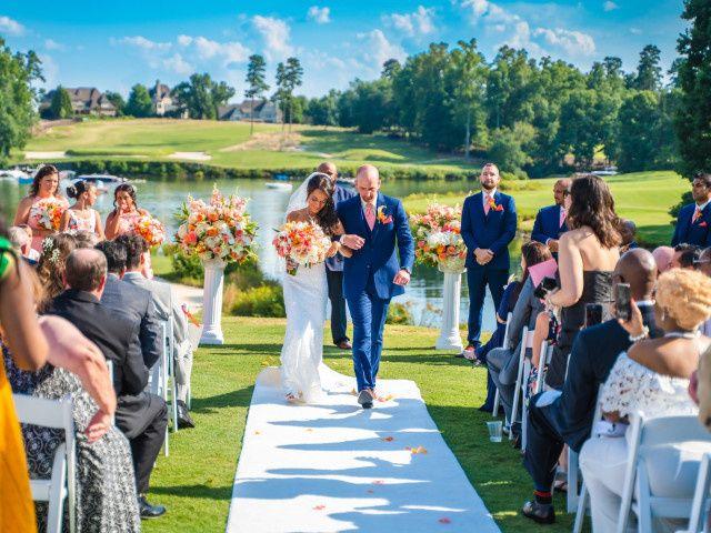 John and Sheema's Wedding in Mooresville, North Carolina 22