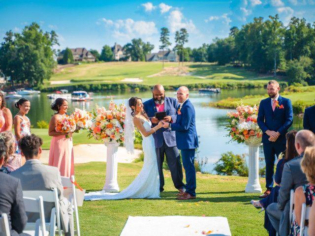 John and Sheema's Wedding in Mooresville, North Carolina 24