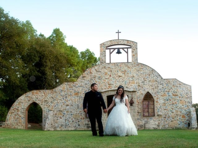 The wedding of Luis and Angelica
