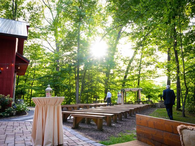 Lucas and Jieting's Wedding in Marcellus, Michigan 13