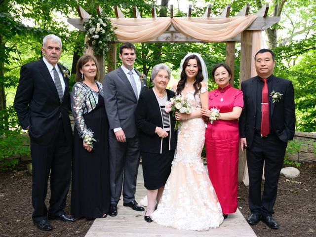Lucas and Jieting's Wedding in Marcellus, Michigan 38