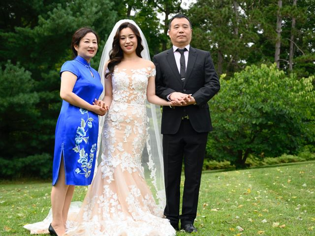 Lucas and Jieting's Wedding in Marcellus, Michigan 40