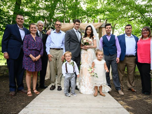 Lucas and Jieting's Wedding in Marcellus, Michigan 43