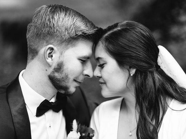 The wedding of Alexa and Kody