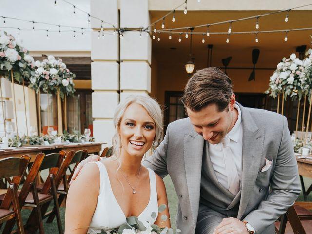 Brett and Kelsey's Wedding in Phoenix, Arizona 9