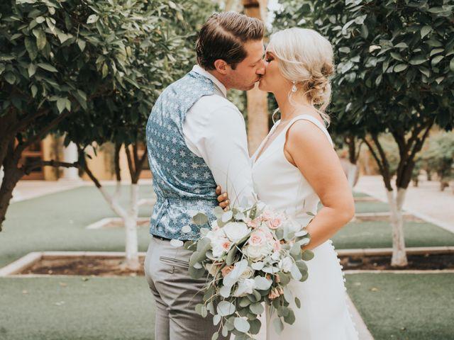 Brett and Kelsey's Wedding in Phoenix, Arizona 11