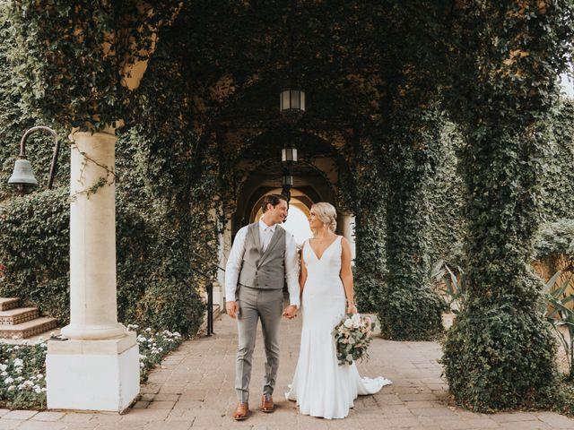 Brett and Kelsey's Wedding in Phoenix, Arizona 12