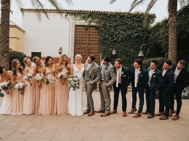 Brett and Kelsey's Wedding in Phoenix, Arizona 14