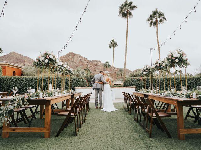 The wedding of Kelsey and Brett