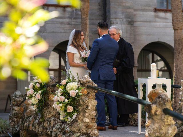 David and Michele's Wedding in Saint Augustine, Florida 4