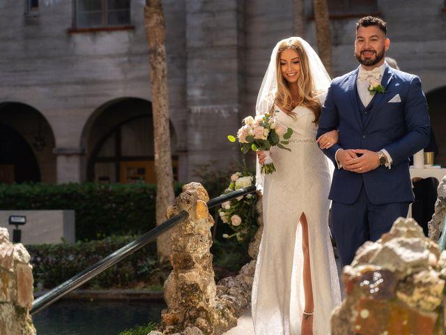 David and Michele's Wedding in Saint Augustine, Florida 7
