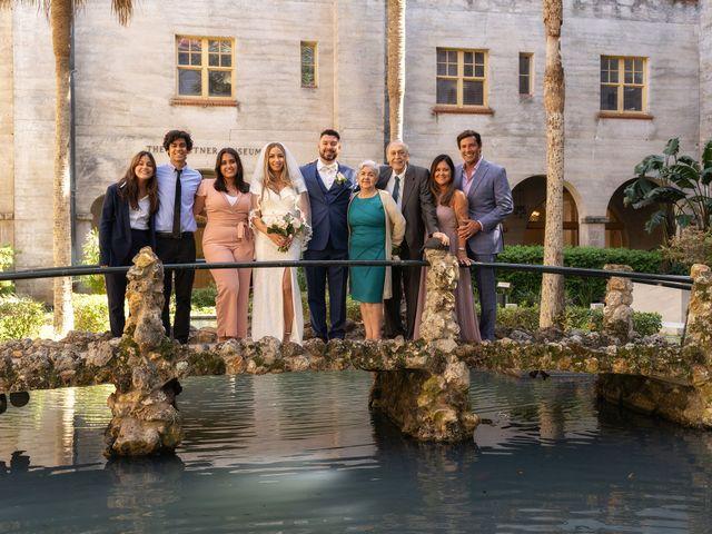 David and Michele's Wedding in Saint Augustine, Florida 8