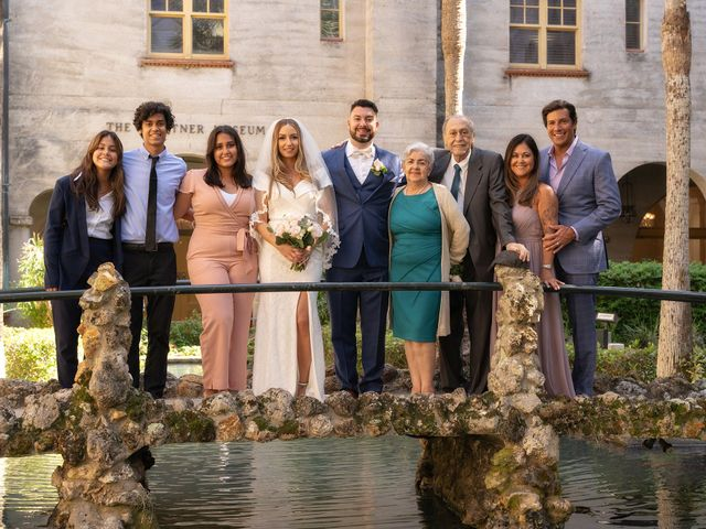 David and Michele's Wedding in Saint Augustine, Florida 9