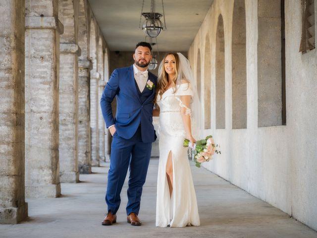 David and Michele's Wedding in Saint Augustine, Florida 12