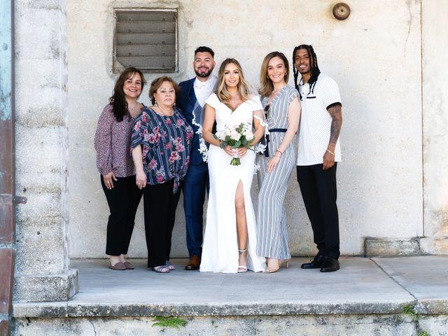 David and Michele's Wedding in Saint Augustine, Florida 13