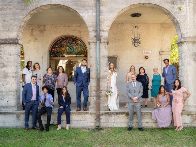 David and Michele's Wedding in Saint Augustine, Florida 14