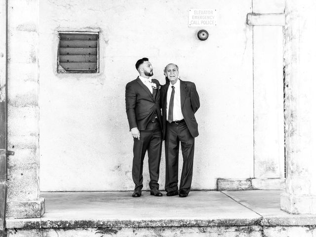 David and Michele's Wedding in Saint Augustine, Florida 15