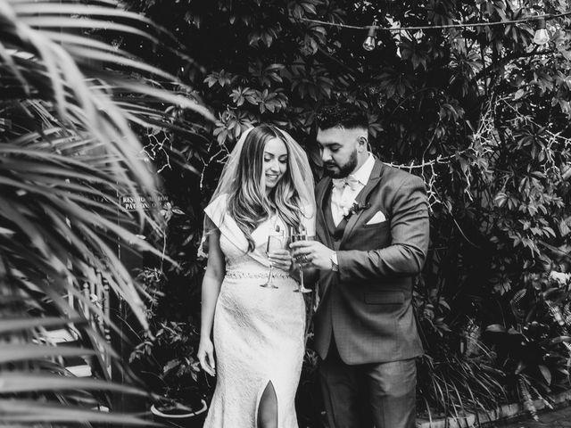 David and Michele's Wedding in Saint Augustine, Florida 17