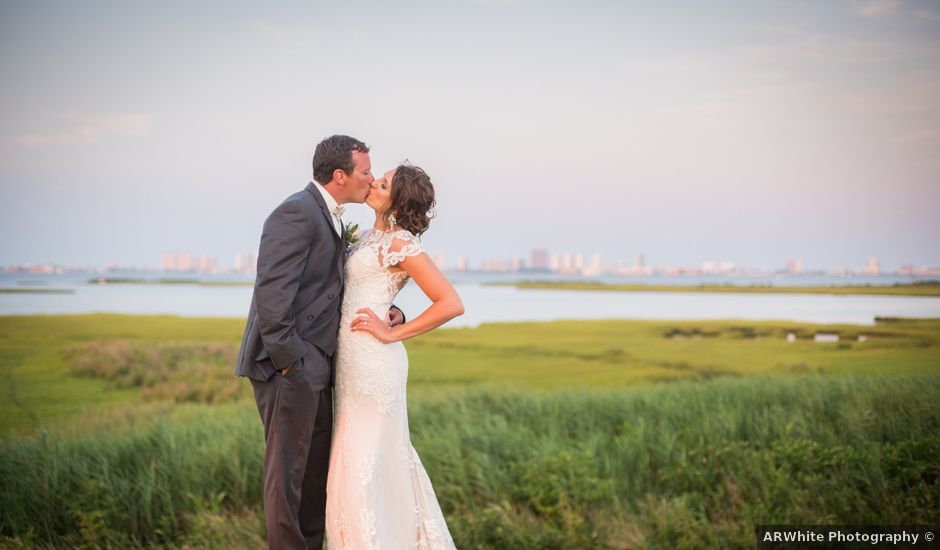 Spencer and Allie's Wedding in Ocean City, Maryland