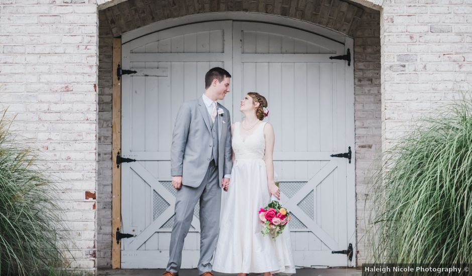 Michael and Nicole's Wedding in Woodbridge, District of Columbia