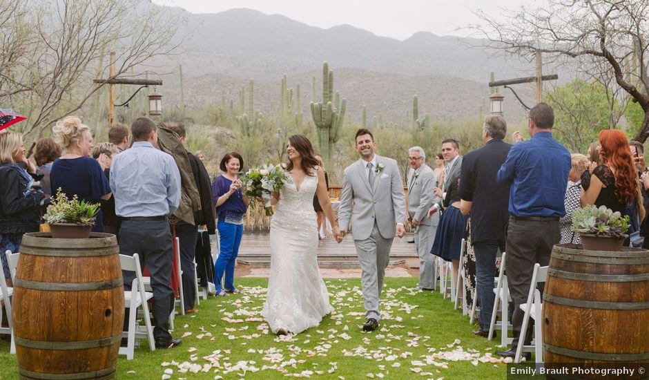 Nick and Jackie's Wedding in Tucson, Arizona
