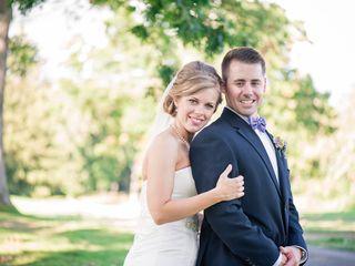The wedding of Josh and Lauren