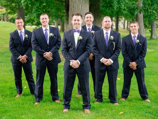 Lauren and Josh's Wedding in Morgantown, West Virginia 8