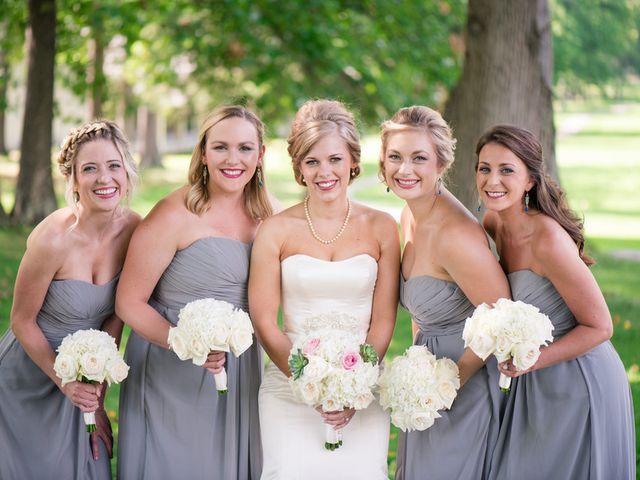 Lauren and Josh's Wedding in Morgantown, West Virginia 5