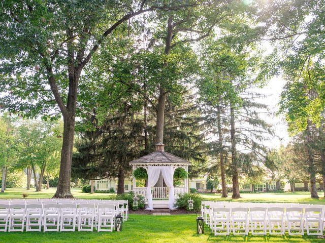 Lauren and Josh's Wedding in Morgantown, West Virginia 12