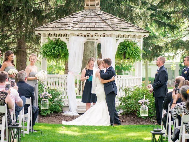Lauren and Josh's Wedding in Morgantown, West Virginia 15