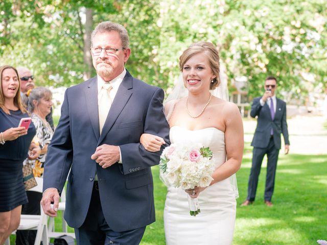 Lauren and Josh's Wedding in Morgantown, West Virginia 14