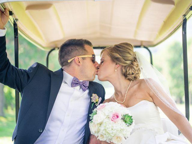 Lauren and Josh's Wedding in Morgantown, West Virginia 17