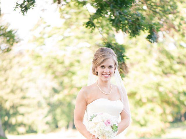 Lauren and Josh's Wedding in Morgantown, West Virginia 3