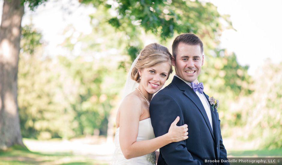 Lauren and Josh's Wedding in Morgantown, West Virginia
