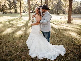 The wedding of Jacey and Cody 1