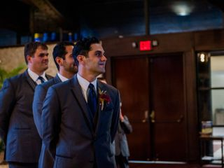 The wedding of Aioni and Jeffrey 1