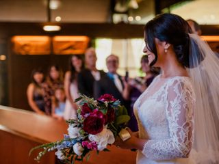 The wedding of Aioni and Jeffrey 2