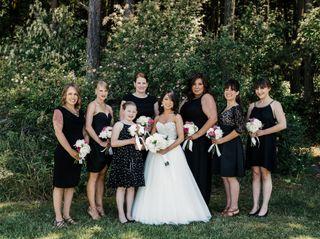 Chris and Kourtney's Wedding in Anacortes, Washington 3