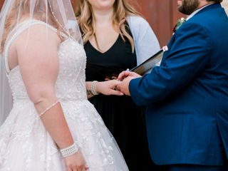 Zachary and Sarah's Wedding in Rock Island, Illinois 3
