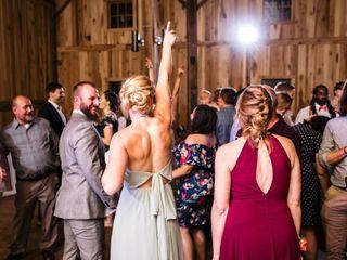 The wedding of Haley and John 2