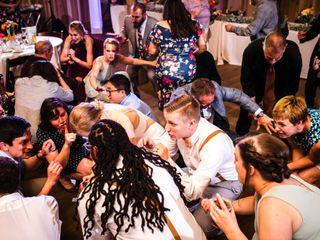 The wedding of Haley and John 3