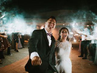 The wedding of Hadassah and Nathan