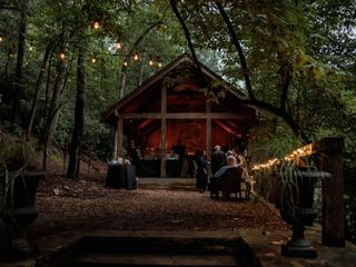 The wedding of Sabrina and Trista 1