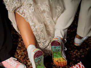 The wedding of Sabrina and Trista 3