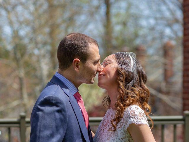 Chris and Danielle's Wedding in Falls Church, Virginia 8