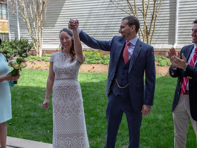 Chris and Danielle's Wedding in Falls Church, Virginia 17