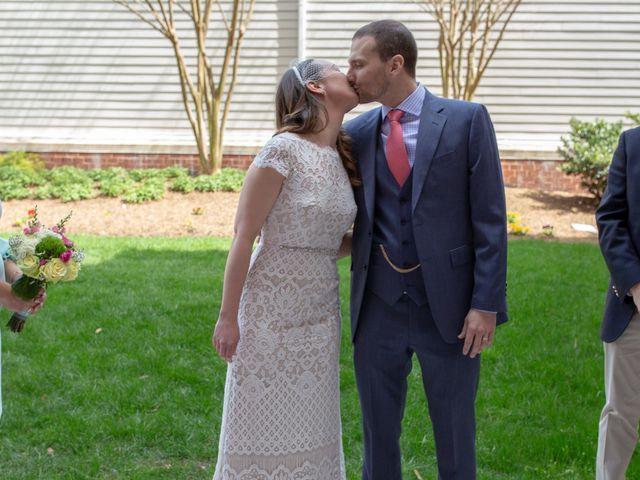 Chris and Danielle's Wedding in Falls Church, Virginia 18