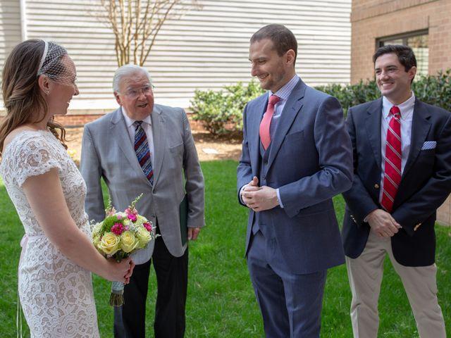 Chris and Danielle's Wedding in Falls Church, Virginia 20