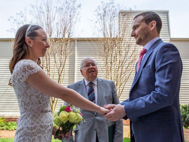 Chris and Danielle's Wedding in Falls Church, Virginia 21