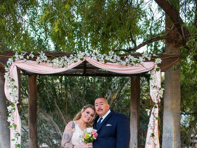 Angela and Daniel's Wedding in Tucson, Arizona 4